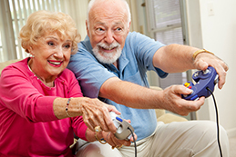 Video games and ageing - an unexpected match