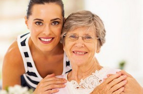 Caring for the elderly: dealing with the stress