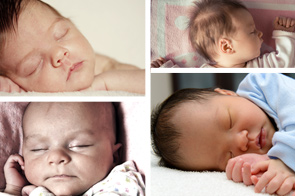 Babies and their sleep cycles...don't expect your baby to sleep like you!