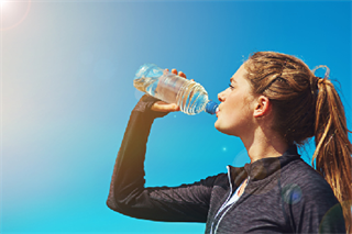 The importance of hydration in fitness