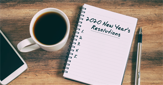 How to stick to your resolutions for the new year