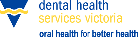 Dental Health Services Victoria logo
