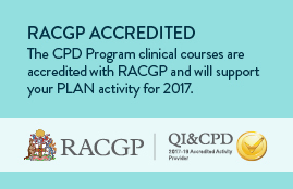 RACGP Accredited clinical course